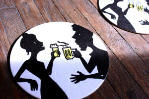coasters couple