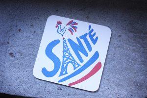 coasters sante