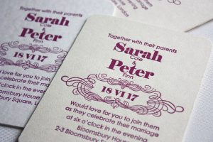 wedding invitation 4