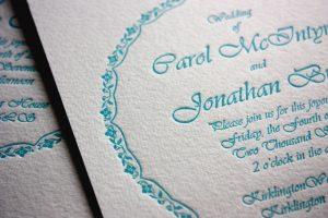 zaproszenia ślubne - zaproszenie 2